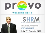 SHRM - Provo Mayor Project