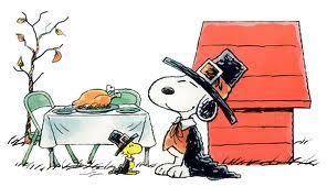 Snoopy TGiving