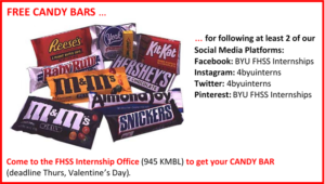 Candy Bar Giveaway - large