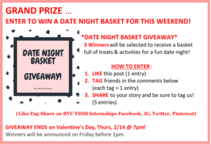 Gand Prize - Date Night Baskets