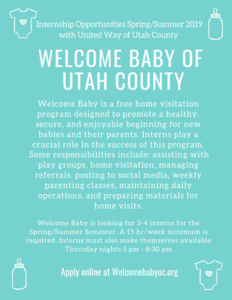 United Way Welcome Baby - spr-sum2019