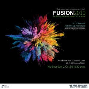 Fusion 2019 Social Post